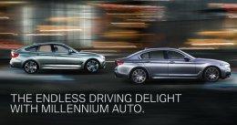 มิลเลนเนียม ออโต้ ยกทัพ BMW และ MINI อัดแคมเปญพิเศษ