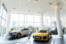 อาวดี้ จัดแคมเปญดอกเบี้ย 1 % เผย Audi TT Coupé ใหม่ กระแสแรง