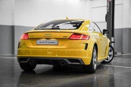 เปิดตัว Audi  TT สเปคไทย 3 รุ่นรวด ครบไลน์ตระกูล TT