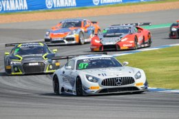 Gruppe M Racing X Mercedes-AMG คว้าแชมป์ Blancpain Asia