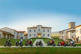 ดูคาติ ชวนไบค์เกอร์ร่วมทริป Ducati Dream Tour 2018