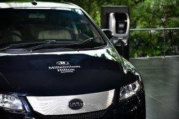 มิลเลนเนียม ฮิลตัน จับมือ บีวายดี ให้บริการรถลิมูซีนไฟฟ้า 100% ครั้งแรกของประเทศไทย