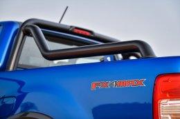 ฟอร์ด พาสื่อร่วมทดสอบสมรรถนะออฟโรดสุดท้าทายกับ 'ฟอร์ด เรนเจอร์ FX4 Max ใหม่'