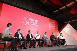 """ฮอนด้า สานต่อ """"ฮอนด้า แอลพีจีเอ ไทยแลนด์ 2020"""" พร้อมผลักดันนักกอล์ฟไทยสู่ระดับนานาชาติ"""