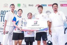 บริดจสโตนและไฟร์สโตนรวมพลังเพื่อฮีโร่ไทย สู้ศึกโอลิมปิกและพาราลิมปิก