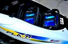 เอ.พี. ฮอนด้า ยกระดับธุรกิจเดลิเวอรี่ จับมือแฟลชเอ็กซ์เพรส์ และโออาร์ นำรถ Honda PCX Electric มาใช้