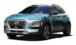 ฮุนไดโคนาและโคนาพลังงานไฟฟ้า ได้รับรางวัลรถยนต์อเนกประสงค์ยอดเยี่ยม