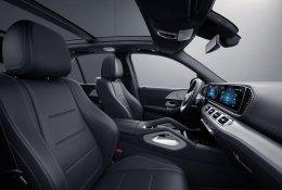 """ท้าทายทุกเส้นทางกับ SUV 7 ที่นั่ง """"The new Mercedes-Benz GLE"""" เครื่องยนต์ดีเซล"""