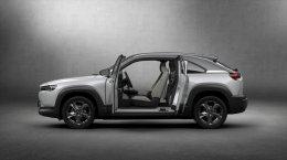 MAZDA MX-30 พิชิต TOP 3 WORLD CAR DESIGN OF THE YEAR 2021