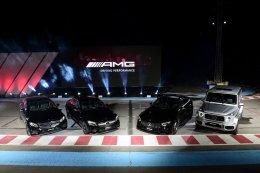 เมอร์เซเดส-เบนซ์ เปิดตัวรถใหม่ตระกูล Mercedes-AMG 5 รุ่น