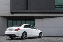 เมอร์เซเดส-เบนซ์ เปิดตัวรถยนต์ปลั๊กอินไฮบริด Benz C 300 e  รุ่นประกอบในประเทศ