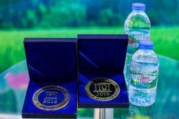 """""""มองต์เฟลอ"""" น้ำแร่รสชาติยอดเยี่ยมการันตีด้วยรางวัลระดับโลก"""