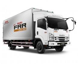 อีซูซุ FRR ใหม่ รถบรรทุก 6 ล้อขนาดกลาง