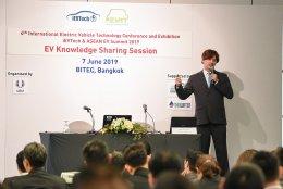 นิสสันเผยวิสัยทัศน์การขับขี่แห่งโลกอนาคตภายในงาน iEVTech 2019