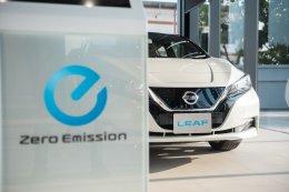 """นิสสันเผยโฉมโชว์รูมแนวคิดใหม่ """"Nissan Retail Concept"""" แห่งแรกในภาคอีสาน"""