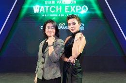 'ไททัน' อวดโฉมนวัตกรรม ในงาน SIAM PARAGON WATCH EXPO 2019