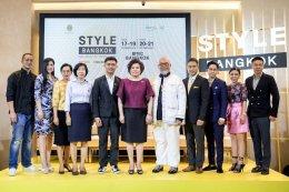 """""""DITP"""" ประกาศพร้อมจัดงาน """"STYLE Bangkok เดือนตุลาคม 2562"""""""