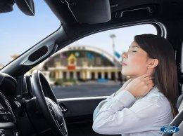 วิธีเลี่ยงโรคกล้ามเนื้อที่เกิดจากการขับรถ