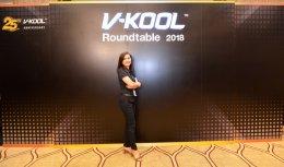 """""""วีคูล V-KOOL""""  เลือกไทย เพื่อจัดประชุมสัมมนาครั้งใหญ่ประจำปี 2561"""