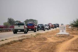 """กว่า 3,000 กม. คาราวาน """"Nissan Go Anywhere"""" ไทย-พม่า กับบทพิสูจน์ความแกร่งของเทอร์รา"""