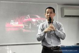 เอ็มจีเตรียมส่ง MG HS ลุยตลาด SUV ดีเดย์ 25 กย.นี้