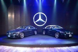 เมอร์เซเดส-เบนซ์ เผยโฉม S-Class Coupé และ S-Class Cabriolet ยนตรกรรมสุดหรู
