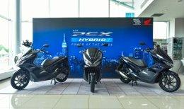 New Honda PCX Hybrid ขับสนุก ประหยัดขึ้น