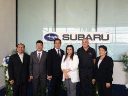 ซูบารุ นำร่องเปิดโชว์รูมที่ขอนแก่น พร้อมตั้งเป้า 45 สาขาภายในปีหน้า