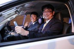 """อีซูซุ รุกตลาดกัมพูชาและลาว ส่ง """"The New Isuzu MU-X"""" เจาะตลาด"""