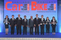 ยามาฮ่ากวาด 12 รางวัล Bike of the Year 2018