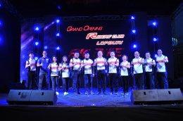 Grand Opening Yamaha Riders' club Lopburi