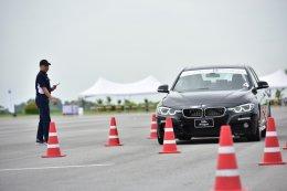 """บีเอ็มดับเบิลยู จัดเวิร์กช้อปกิจกรรม """" BMW Driving Experience 2017 """""""