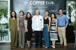 THE COFFEE CLUB เปิดตัวเมนูแพนเค้กสุดพิเศษ