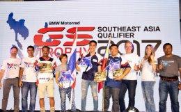 BMW มอเตอร์ราด ส่งสองนักบิดไทย ร่วมแข่ง BMW Motorrad International GS Trophy 2018