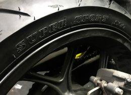 """""""IRC IZ-S Super Sport S99"""" ยางมอไซค์สปอร์ต หนึบ ตอบสนองแม่นยำ"""