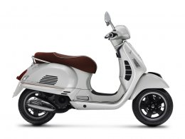 Vespa Rosso Sport Series หรูหราสไตล์มินิมอล