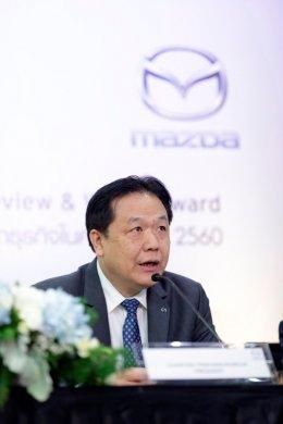 มาสด้า เผยครึ่งปีแรกโกยยอดกว่า 24,000 คัน ชูลูกค้ามั่นใจ SKYACTIV