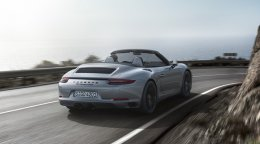 ปอร์เช่ 911 GTS ใหม่ โดดเด่น สมรรถนะสุดล้ำ