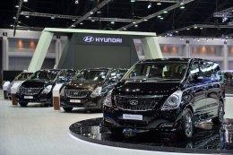 ฮุนไดเปิดตัวรถพลังงานไฟฟ้า ฮุนได ไอออนิค ใน MotorShow ครั้งที่ 39