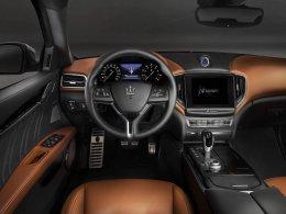 Maserati เผยโฉม New 'Ghibli' ไฮลัคชัวรี่