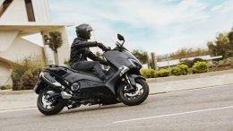 New Yamaha TMAX 2017