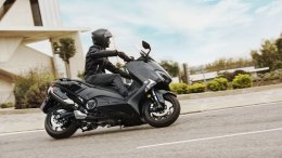 New Yamaha TMAX 2017