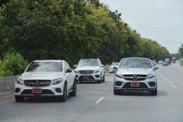 """เบนซ์ สานต่อกิจกรรม """"Mercedes-Benz StarFest 2017"""" จัดกิจกรรม CSR รร.บ้านแม่ไคร้ จ.เชียงใหม่"""