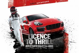 """ปอร์เช่ เอเชีย แปซิฟิค เปิดตัวแคมเปญ """"Licence to Thrill"""""""