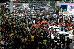 """""""MOTOR EXPO 2017"""" ยานยนต์ยุคใหม่ ฝันไกลที่กลายเป็นจริง"""