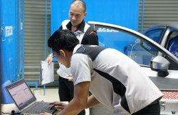 มาสด้า จัดแข่งขันเฟ้นหาสุดยอดช่างเทคนิคระดับประเทศ