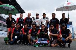 มาสด้าผงาดคว้าแชมป์ไทยแลนด์ ซูเปอร์ ซีรี่ส์