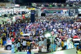 """สื่อสากล พร้อมจัด """"MOTOR EXPO 2016"""" คาดยอดจองห้าหมื่นคัน"""