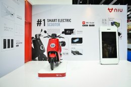แชร์โนเวชั่น เปิดโลกนวัตกรรมใหม่ ด้วยยานพาหนะพลังงานไฟฟ้า 100%