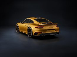 Millionaire Car : 911 Turbo S Exclusive Series